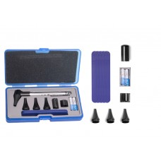 Ophthalmoscope Otoscope Stomatoscope Diagnostic Set for Ear Eye Mouth Health Care