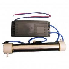 Ozone Generator AC 220V 3g Ozone Tube DIY 3g/hr for Water Plant Purifier