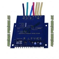 Waterproof Wind Solar Hybrid Controller IP67 12V300W 24V400W LED Display