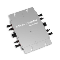 1200W Grid Tie Micro Inverter with Wireless Communication MPPT Pure Sine Wave