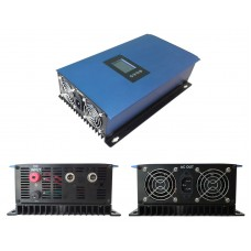 2000W LCD Solar Grid Tie Inverter MPPT Pure Sine Wave Built in Limiter 2000GTIL2-LCD