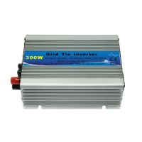 300W Solar Grid Tie Inverter MPPT Pure Sine Wave 22V-60V DC to AC230V