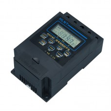 KG316T AC 220V Microcomputer Timer Switch Programmable Controller Digital LCD