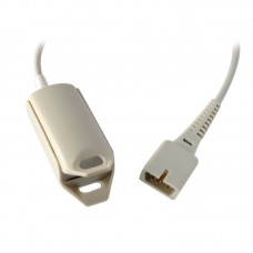 NELLCOR DS100A Adult Finger Clip Spo2 Probe Sensor for Monitor Instrument