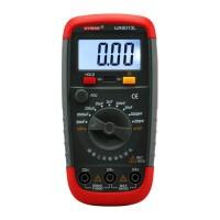 UA6013L Auto Range Digital LCD Capacitor Capacitance Tester Meter Multimeter