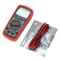 UNI-T UT139B True RMS Digital Multimeter Auto Range AC DC Volt Amp Ohm Hz Tester Meter
