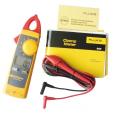 FLUKE F362 Digital Multimeter Handheld Clamp Meter Tester AC DC True RMS