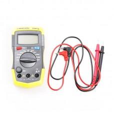 XC6013L Digtital LCD Meter Capacitance Capacitor Tester Tool mF uF Circuit Gauge Multimeter