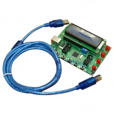 AD9851 DDS Signal Generator Module 60MHz LCD PC Control Sweep Function 32Bit MCU