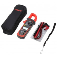 UNI-T UT200A Digital Clamp Multimeter AC DC Amp Volt Voltage Current Resistance Tester