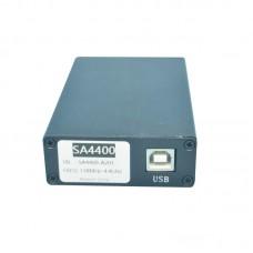 Spectrum Analyzer Signal Generator Frequency Meter 35MHz to 4.4GHz USB SA4400-B