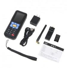 433MHz Wireless Barcode Collector Laser Reader Terminal Inventory Data Scanner