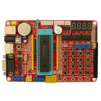 PIC Development Board Learning Programmer Experiment + Microchip PIC16F877A