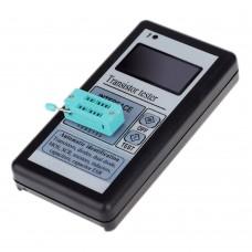 128x64 LCD Transistor Tester Capacitance SCR LCR ESR Meter Diode Triode MOS NPN