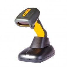 Waterproof Wireless Handheld Scanner 1D Laser Barcode Reader for POS System