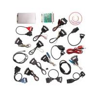 Auto Repair Diagnostic Tool Programmer with 21 Items Adapters Carprog Full V9.31