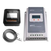 EPEVER Tracer 3210A 30A MPPT Solar Charge Controller Regulator 100V Remote MT50