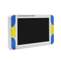 "LCD 3.5"" Electronic Typoscope Aid Handheld Video Digital Magnifier Reader for Students Senior"