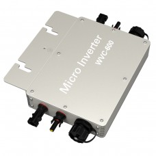 WVC-600W Micro Grid Inverter Line Filter Frequency Waterproof Solar with Communication Function