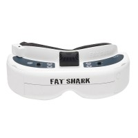 Fatshark Dominator HD3 HD V3 FPV Goggles Video Glasses Headset 800x600 with HDMI DVR for Quadcopter Drone