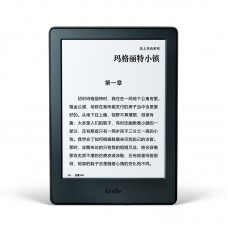 E-ink Ebook Reader Electronic Books Touchscreen Display 6 Inch Light Built-in Backlight