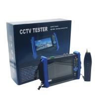 """HVT-3600M 7"""" CCTV Security Camera AV Tester Monitor Analog HDMI VGA Multimeter"""