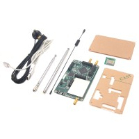 HackRF One Software Defined Radio 1MHz to 6GHz SDR Development Board with Sheel Kit Antenna