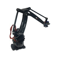 ABB IRB460 Robot Mechanical Arm 4DOF Palletizing Manipulator Rack with Servos for Arduino Assembled