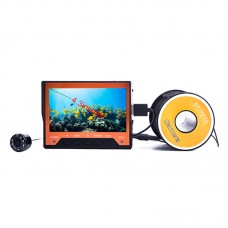 "Waterproof Wrist Fish Finder Fishing Camera 1000TVL 4.3"" HD Monitor System with 15m Cable F03"