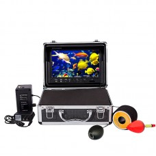 "Waterproof Fish Finder Fishing Camera 1000TVL 9"" HD Monitor with 50m Cable 752"