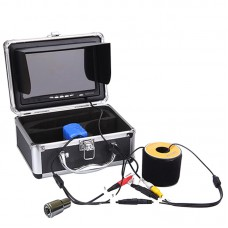 "7"" LCD Waterproof Fish Finder Fishing Video Camera DVR 1000TVL HD Monitor 30M 703"