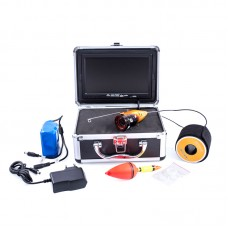 "7"" LCD Waterproof Fish Finder Fishing Video Camera DVR 1000TVL HD Monitor 30M GSY7100"