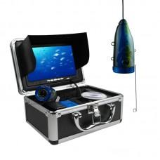 "7"" LCD Waterproof Fish Finder Fishing Video Camera DVR 1000TVL HD Monitor 30M GSY7000"