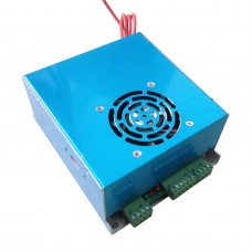 MYJG 40W CO2 Laser Power Supply CNC Engraving Cutting Machine Force Air Cooling 3A Max Input Current
