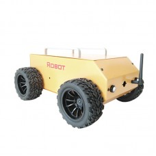 A2D2 Wheel Drive 4WD Mobile Robot Platform Car Chassis 45 Degree Climbing Angle Smart Beetle Crusher Vehicles