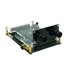 ALINX 5 Million Binocular Camera OV5640 Matching FPGA Black Gold Development Board