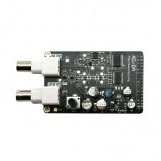 AD DA Module Compatible FPGA Black Gold Development Board Data Acquisition Signal Source
