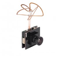 25mW 200mW 600mW Camera  Module Switchable Power 5.8G 48 CH FPV 800TVL Built in Transmitter