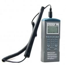 AZ9651 Hygrometer Logger Temperature and Humidity RH Programmer Datelogger 9651