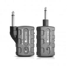 Joyo JW01 Digital Wireless Audio Transmitter UHF Guitar Bass Instrument Transmit Receiver System