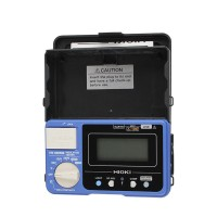 HIOKI IR4056-20 Digital Insulation Resistance Tester 5-Range 50 to 1000V Periodic Inspection