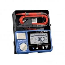 HIOKI IR4057-20 5 Range Digital Insulation Resistance Tester Megohmmeters 50 to 1000V Periodic Inspection