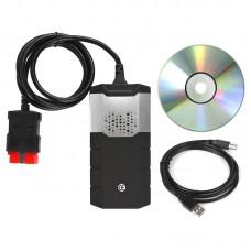AUTOCOM Delphi DS150 Diagnostic Scanner Autocom Car Auto Truck OBD with Bluetooth V2015.3