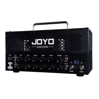 JOYO JMA-15 MJOLNIR High Gain Tube Guitar Amplifier Dual Channel 15 Watt Switchable Amp Head