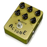 JOYO JF-13 AC Tone Electric Guitar Effects Pedal Vox AC30 Style True Bypass Reproduction Stompbox USA