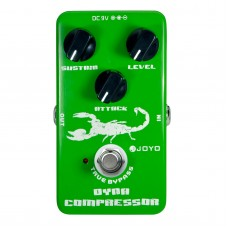 JOYO JF-10 Dynamic Compressor Effects Guitar Pedal FX Stompbox Classic Ross True Bypass