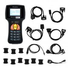 T300 Latest Version V16.8 Auto Key Programmer Code SBB English Black Car Transponder