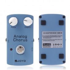 JOYO JF-37 Analog Classic Chorus Guitar Effect Pedal Stompbox Embellish Tone True Bypass