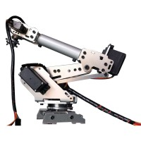 Official DOIT DoArm S6 6DoF Robot Arm ABB Model Manipulator with 4PCS MG996R 2PCS MG90S