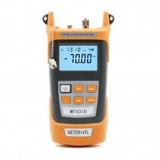 SGV310 All In One Fiber Optical Power Meter Cable Tester Visual Fault Locator Testing Pen